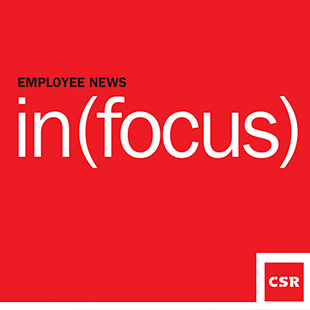 Employee News in(focus)