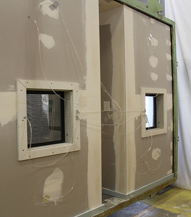 It's a wrap - new study on wall wrap & air leakage | CSR