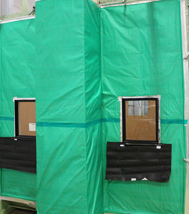 It's a wrap - new study on wall wrap & air leakage   CSR